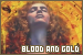 Rice, Anne: Blood and Gold: